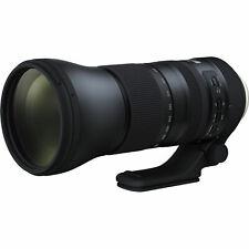 Novo Tamron SP 150-600mm F5-6.3 Di VC USD G2 A022 Armação Completa Lente Zoom Canon EF