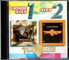 Timbiriche Donde Oyes 1 Oyes 2  (Made in Mexico) BRAND  NEW SEALED CD