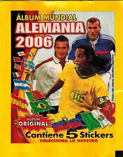 Peru 2006 Navarrete World Cup Soccer Germany sticker Pack