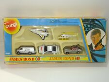 corgi juniors 3082 JAMES BOND 007 GIFT SET (267)