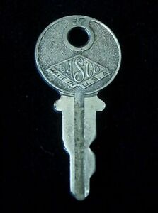 OEM Ignition Switch KEY #37 from Briggs & Stratton Series #31-54, 1920's Vintage