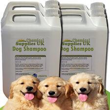 Dog Shampoo, Grooming, Bathing, Showing, Professional, Massive  4x5 Litres