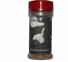 Smoked Garlic Powder 2 oz. WT's Midnight Garlic Seasoning Spice All Natural