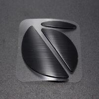 Black Logitech Competition G400/MX518 Hotline Games Mouse Feet Teflon 0.6mm