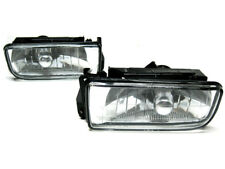 FOG LAMP TWO LAMPS LIGHTS SET CLEAR CRYSTAL LEFT + RIGHT FOR BMW 3 E36 90-98
