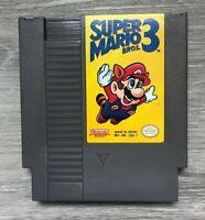 Super Mario Bros. 3 - NES (Nintendo Entertainment System, 1990) OEM