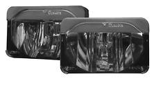 "TRUCK-LITE 27645C PAIR (2) 4""x6"" Rectangular LED Headlights High Beam 12-24V"