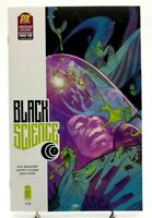 Black Science #7 SDCC 2014 PX Convention Exclusive Variant Cover Image Comics