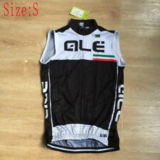 Mens Summer Breathable Cycling Sleeveless Jersey Vest Bike Tops Bicycle Shirt S