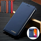 Case For Samsung Note 10 Plus S8 S9 S10 S20 Ultra Plus Leather Wallet Flip Cover