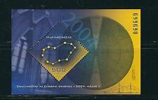 HUNGARY 2004 ADMISSION to the EUROPEAN UNION souvenir sheet VF MNH