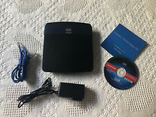 Cisco E3200 High-Performance Simultaneous Dual-Band Wireless-N WiFi Router