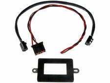 For Chrysler Voyager HVAC Blower Motor Resistor Connector Dorman 61661HN
