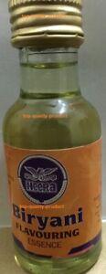 Heera BIRYANI Flavouring Food Baking Essence Halal Alchocol FREE