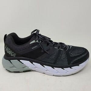Hoka Gaviota 2 Black Size 12 EE Wide Men Right Single Amputee Replace Shoe Run
