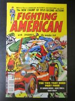 Fighting American #4 - June 2018 - Titan Comic # 14J65