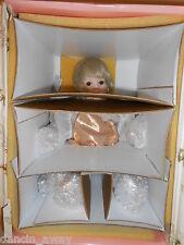 Cindy McClure Porcelain Doll Gabrielle Fairy Angel Nib # 0283 of 2000