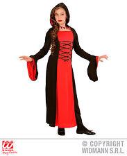Widmann 73228 - Costume per Travestimento da Gothic Lady Bambina Incl. Abito C