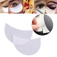 100Stk Eyelash Shadow Shields Patches Wimpern Auflage Unter Eye Aufkleber Makeup