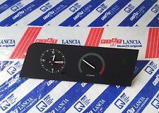 Quadro Strumenti Indicatore Economy e Orologio Originale Lancia Dedra 9943055