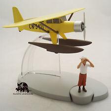 Miniature Hydravion Tintin avion BELLANCA 31-42 PACEMAKER plane Hergé Moulinsart