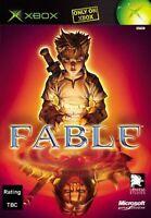 Fable Game Xbox For Xbox Original RPG 5E