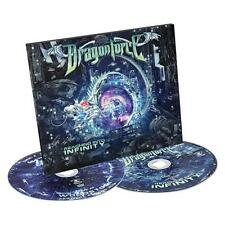 "DRAGONFORCE ""Reaching Into Infinity"" 2017 Digipak CD+DVD +2 bonus tracks; power"