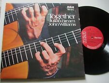 JULIAN BREAM AND JOHN WILLIAMS: Together (RCA)  1972 LP