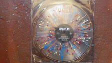 BOB DYLAN - BOB DYLAN 'Splatter' coloured VINYL LP - LIMITED EDITION