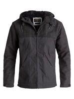 QUIKSILVER Men's WANNA Sherpa Super Kool Jacket - KTA0 - Size Large - NWT