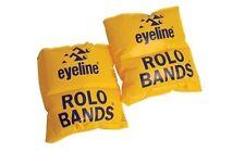 Learn to swim Eyeline ROLO BANDS Floaties Yellow Size 2 Arm Band 2-12 YRS EYROLO
