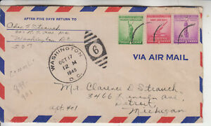 1ST DAY COMMERCIAL USE#'S 899-901 DEFENSE ISSUES D.C. OCT 17 1940 DUPLEX CANCEL