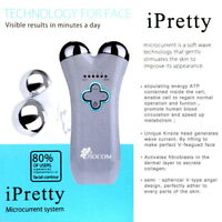 Skin Tightening Massager Anti Wrinkle Acne Remover Anti-Aging Detox ION Machine