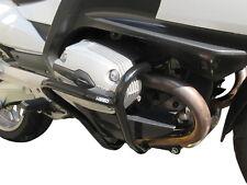 Crash Bars Pare carters Heed BMW R 1200 RT (05-13), noir, protection moteur