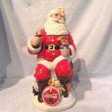 Anheuser-Busch Coca-Cola Santa Character Stein CS394 1249/10,000 1999 $249.99