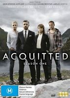 Acquitted : Season 1 (DVD, 2016, 3-Disc Set)