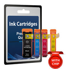 4 Ink Cartridges For Lexmark 100XL Impact S305 Interpret S405 Intuition S505 C