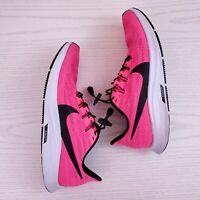 Nike Air Zoom Pegasus 36 Women's Running Shoes Hyper Neon Pink AQ2210-600 Size 8