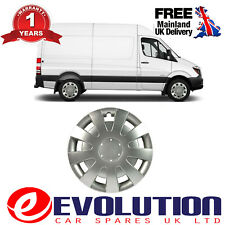 1 X 16'' MERCEDES SPRINTER / VW CRAFTER / VW T5 WHEEL TRIM HUB CAP TRIM 2001/05