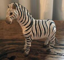 Vintage Zebra Collectibles Mixed Lot, Ornament, Carving, Figurine, Plush, Magnet