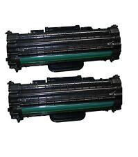 2x Toner für ML1640 K ML2240N ML1641K ML2241K ersetzt Samsung MLT-D108S D108 cc
