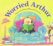 Worried Arthur (Large Square Books), Stimson, Joan , Acceptable, FAST Delivery