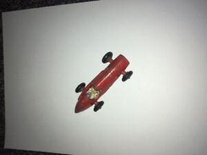 Vintage crescent toys ferrari 2.5 litre Grand Prix car