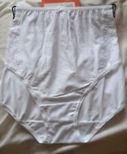 MARKS AND SPENCER LINGERIE THE MIDI BRIEF SIZE 24
