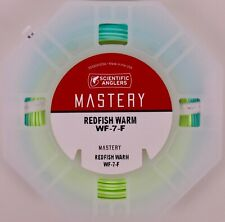 Scientific Anglers Mastery Redfish Warm Fly Line Wf7F Now On Sale