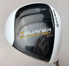 LH TaylorMade Burner SuperFast 2.0 18° 5 Wood Matrix Senior Lite Flex - FSTSHP