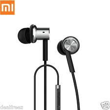 Xiaomi MI Ring Iron Hybrid Dual Drivers In Earphone Headphone Headset Remote Mic