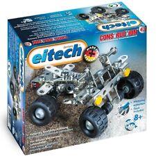Quad C63 Eitech Metal Construction Building Toy Atv Steel Model Kit