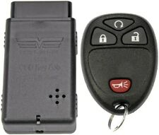 Keyless Entry Remote Key Fob Black Dorman 99162