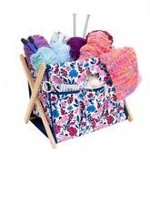 Everything Mary Craft Bag Organizer Storage Yarn Collapsable Caddy